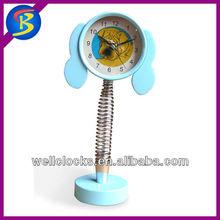 Gift table alarm spring clock