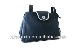 baby diaper bag leather