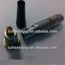 compatible LEMO 2B 7 pin connector ,FGG.2B.307 EGG.2B.307.CLL