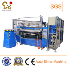 Auto Marking NCR Paper Roll Slitter Rewinder,Thermal Paper Slitting Machinery