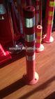 100cm plastic warning column