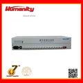 de vídeo a través de fibra 16 digital canal multiplexor