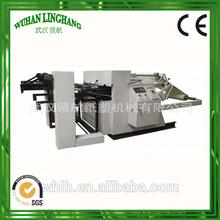 Full automatic rotary die cutting machine rotary die cutter punching machine