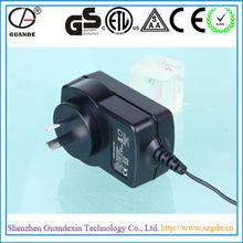 40W CE GS ETL SAA CB FCC RoHS EMC LVD CCC UL TUV Nemko Approved AC/DC Adaptor 12V