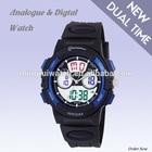 details quartz brand analog digital wrist watch