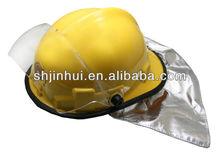 Fire fighting safety helmet
