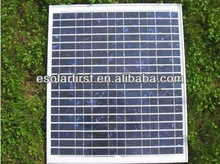 solar panel kit China cells 45W Poly Solar Panels Low Cost