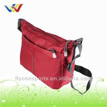 Wool Felt messenger Bag With Client PMS Color (FL-MS074)