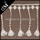 Wholesale polyester tassel fringes for curtains TR-950