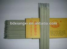 Low carbon steel welding electrode e6013 iso cert manufacturer