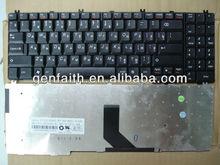 Brand new laptop keyboard notebook keyboard for LENOVO G550 laptop Black keyboard