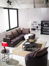home furniture leather sofa set