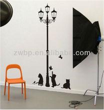 Cartoon mur adhésif papier décoratif