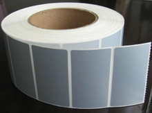 paper adhesive label for roll sticker