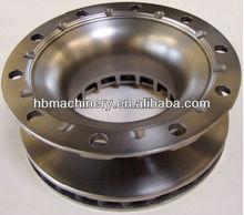 0308834100 BPW disc brake rotor trailer spare parts