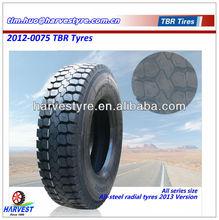 All steel R22.5 Series Truck tyre