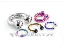 Fashion Jewelry Eyebrow Ring Eyebrow Piercing manufacturer