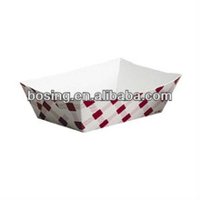 airline food trays,paper meat tray,hamburger paper tray
