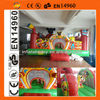 outdoor mini inflatable Mickey Park playground/ fun city for kids