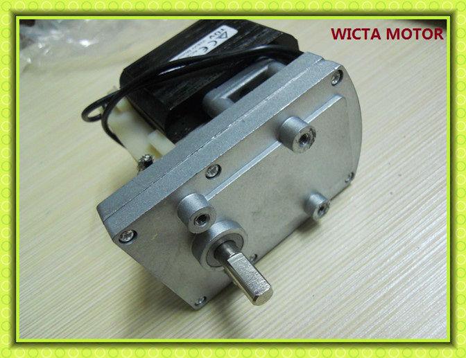 Ac Reversible Gear Motor 220v 110 Volt View Ac Reversible