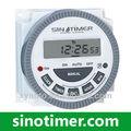 electrónico semanal de tiempo programable interruptor temporizador digital