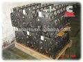 Peças de motor diesel, caminhão de peças de motor bloco de cilindros