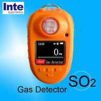 SO2 sulfur dioxide detector Portable toxic gas alarm Factory