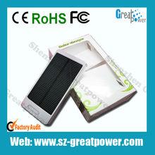 high capacity solar car battery charger