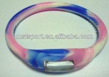 fashion silicone led watch