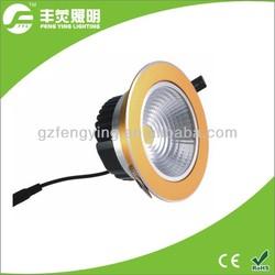 5W COB led ceiling panel light AC100-240V CPI 80
