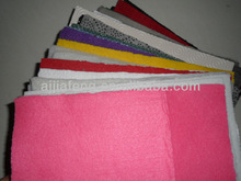 Needle-punched,polyester,printed nonwoven fabric