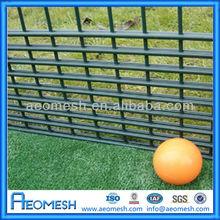 Hockey Pitch Rigid Mesh Fencing System
