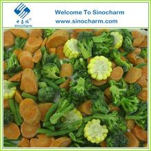 Winter Frozen Vegetables Blend
