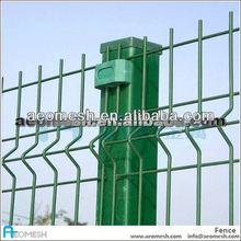 galvanized fencing