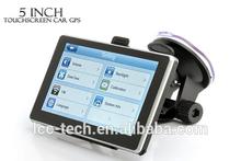 5 inch GPS Navigator,Full Seg ISDB-T GPS,MT3353,800MHZ CPU,SDRAM 256MB,800*480 resolution