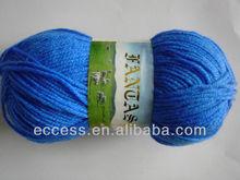 3ply 100%acrylic hand knitting yarn on ball