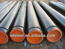 api 5L density of carbon steel pipe