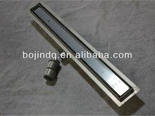 Tile insert linear shower drain , shower channel drain