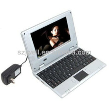 Android 4.0 Colorful Notebook 7 inch Chinese Laptop Price in Malaysia