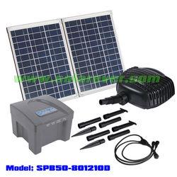Solar Powered Swimming Pool Pump (SPB50-801210D)
