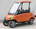 Eléctrico street legal los vehículos utilitarios dg-lsv2 con el certificado del ce( china)