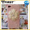 Crystal Diamond Bling Case For iPhone 5 Hard Case PC+Chrome