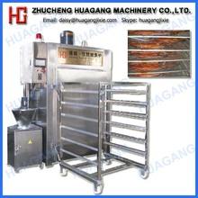 Manufacturer supply good quality smoking fish machine