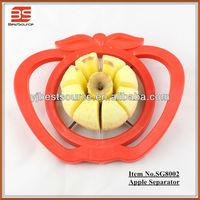 SG8002 s/s wholesale electric apple peeler corer slicer