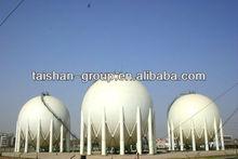 Top class manufacturer of natural gas spherical tank