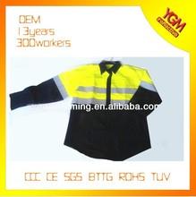 3M safety polo shirt long sleeve shirt