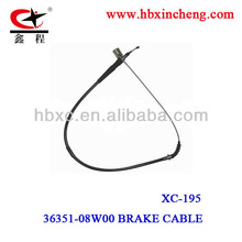 superior quality xc Auto Brake Cable for Nissan 36351-08W00