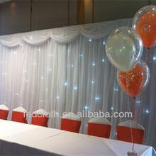 hot selling fireproof velvet pillar decoration wedding