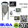 2013 Hot Sale Stainless Steel Home Brew 25 Gallon Beer Fermenter