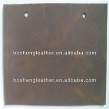 crazy horse cow leather for shoes and bags(FTC8020)